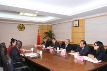 Cooperation between AALCO and China Law Society 29 June 2018